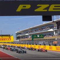 VIDEO: Bad start for Hamilton, WORSE for Vettel