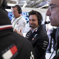 Wolff niet aanwezig bij Grand Prix van Brazilië