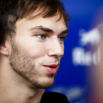 Pierre Gasly: ''P7 voelt als pole-position voor ons!''