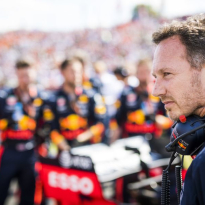 Red Bull boss Christian Horner predicts 'hard, tough, season'