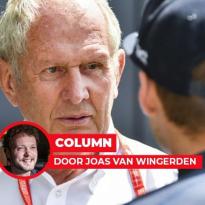 Helmut Marko ontpopt zich als de Cyril Abiteboul van Red Bull