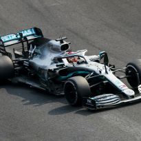 Mercedes reveal time Hamilton lost after Verstappen collision
