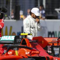 Button raadt overstap van Hamilton naar Ferrari af: 'Kan einde carrière zijn'
