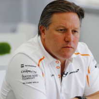 McLaren CEO Brown resigns from Motorsport Network role after magazine controversy