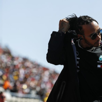 Hamilton praises Mercedes team for 'levelling up' to clinch sixth constructors title