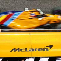 VIDEO: McLaren tease another look at 2019 car