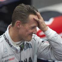 'Recente foto's Michael Schumacher aangeboden voor 1,2 miljoen euro'