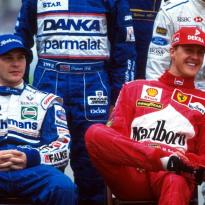 'Schumacher en Hamilton wonnen alleen in de beste auto'