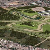 Brazil's new racetrack is a minefield... literally