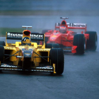F1 1000: Schumi's fury, Hill's wet win - GPFans' favourite races