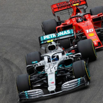 Ferrari mirroring Mercedes with upgrade package