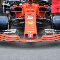 Ferrari refuse to copy Mercedes' aero design
