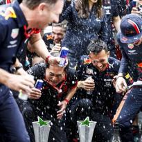 """""""Niet Ferrari, maar Red Bull neemt dominantie Mercedes over"""""""