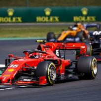 Leclerc over Britse Grand Prix: 'Ik knokte harder dan normaal'