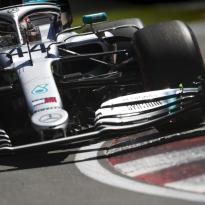 """Hamilton: """"Ten opzichte van vorig jaar ben ik absoluut niet teruggevallen"""""""