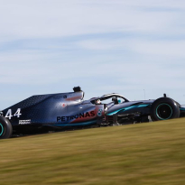 F1 drivers disappointed with 2020 tyre trial