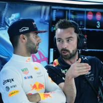 Ricciardo: 'Vertrek van mijn engineer was belangrijke reden om weg te gaan'