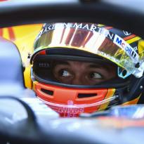 Albon no fan of Monza