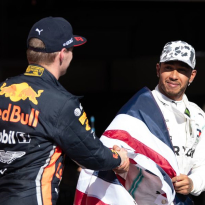 Ferrari would prefer Verstappen over Hamilton - Ecclestone