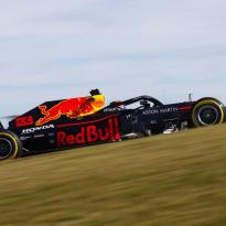 Verstappen over pace Red Bull: 'Het zag er niet heel slecht uit'