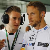 WEC : Vandoorne remplace Button à Spa et aux 24H du Mans
