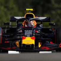 Red Bull impressionné par les débuts d'Albon