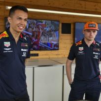 """Verstappen over tweede stoeltje Red Bull: """"Zij zijn de baas"""""""