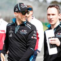 """Kubica: """"Ik denk niet dat we het podium gaan halen"""""""