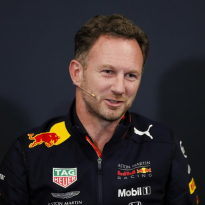 Horner excited to see 'old dog' Hamilton take on the 'new guard'