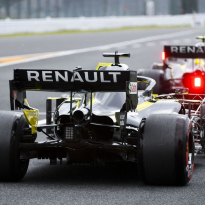 Hulkenberg hits 'major problem' hours out of Japanese GP