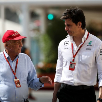 Mercedes can't replace Lauda - Wolff