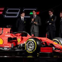 Ferrari confirm launch date for 2020 F1 car