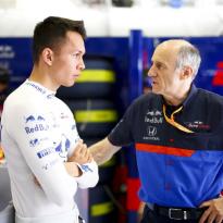 Albon waarschijnlijk ook bij Red Bull in 2020: 'Verwacht hem niet terug'