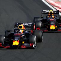 Daniel Ricciardo: 'Verrast over het gat tussen Verstappen en Gasly'