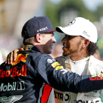 Hamilton, Verstappen team a dream for Ecclestone