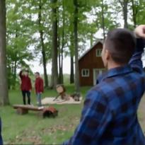 VIDÉO : Quand Albon attaquait Verstappen à la hache