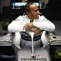 """Hamilton: """"Op mentaal gebied ben ik heer en meester"""""""