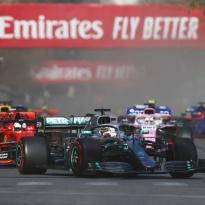 'F1-auto's in 2050 volledig elektrisch naar bijna 500 kilometer per uur'