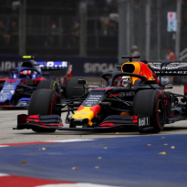 Verstappen laments Red Bull pace deficit in Singapore