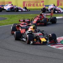 Red Bull : 'L'objectif est de gagner au Japon'