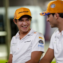 MCL35 the latest stop in a 'long journey' for Norris