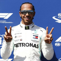 Mercedes break all-time F1 record with Hamilton's France pole