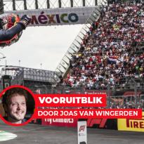 Mexico is buitenkans voor Max Verstappen