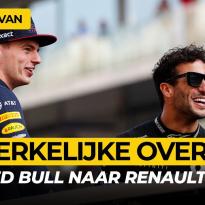 De spraakmakende overstap van Ricciardo naar Renault | Het leven van Daniel #3