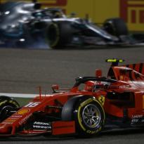 Ferrari: Mercedes not much slower on straights