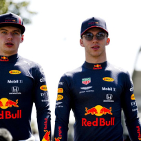 Verstappen doesn't care who his 2020 team-mate is