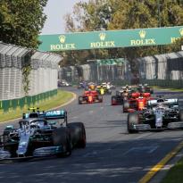 VIDÉO : Les meilleurs moments du GP d'Australie