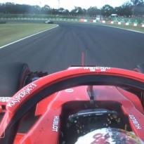 VIDEO: Vettel and Verstappen crash!