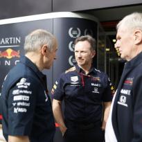 """Marko: """"Mercedes heeft zich inderdaad teruggetrokken uit strijd tegen Ferrari"""""""