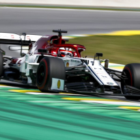 Raikkonen: Alfa Romeo are moving in the right direction